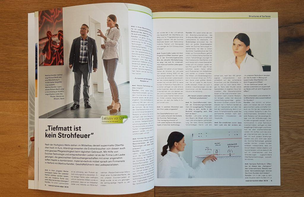 Excimer Interview Lott-Lacke