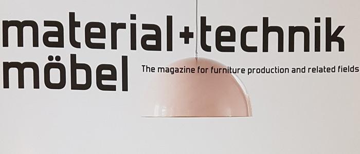 Titel Material + Technik Möbel